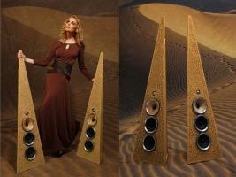 Колонки Rinz Sahara от компании Rinz Sound