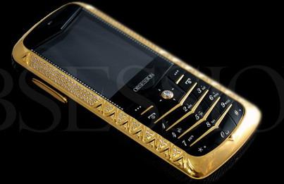 Коллекция телефонов класса люкс Aphrodite от бренда Obsession