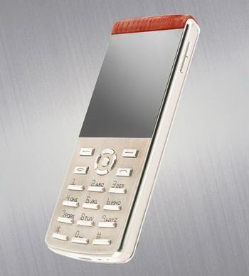 Элегантный мобильный телефон от Bellperre