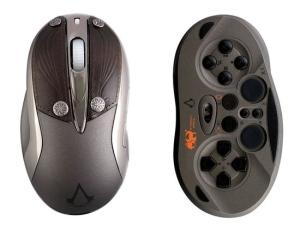 Chameleon X-1 - комбинированная мышь с игровым джойстиком