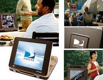 DirecTV Sat-Go - первая в мире портативная система спутникового телевидения