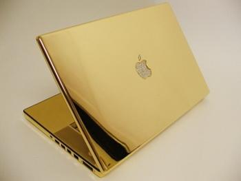 Самый дорогой в мире ноутбук от Apple