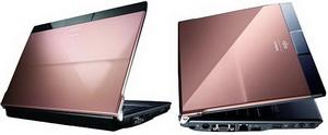 Ноутбуки из розового золота Fujitsu