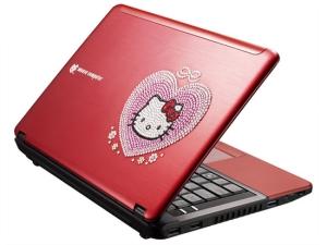 Компьютер Hello Kitty - новогодний подарок от Sanrio