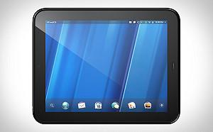 Планшетный компьютер HP TouchPad: движение в тенденции