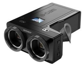 A-cam3D - семейная камера для любителей объемного изображения