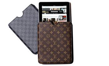 Роскошный чехол от Louis Vuitton для роскошного iPad от Apple