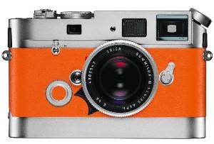 «Модная» камера Leica M7 от Hermes