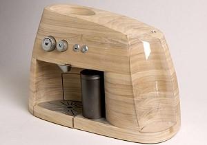 Кофеварка из дерева Linje Espressomaker