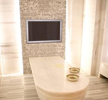 Luxurite представила серию плазменных панелей с защитой от воды