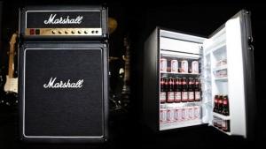 Концепт холодильника от Marshall