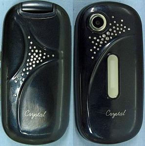 Alcatel Crystal A: неубедительная роскошь