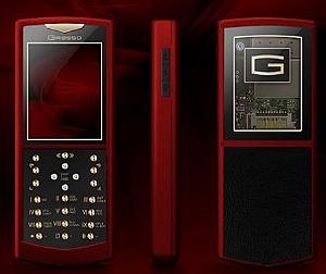 Женская коллекция телефонов Gresso Lady Diamond
