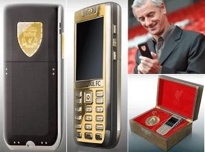 Liverpool FC Legends Edition: эксклюзивный телефон для фанатов ливерпульского клуба