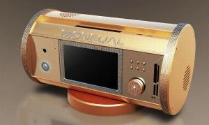 701 Jewelry: золотой компьютер от Moneual Lab