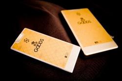 «Золотое звучание» - mp3-плеер Zune Limited Edition in Gold