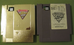 Золотой картридж Nintendo ушел с молотка за 17,5 тысяч долларов