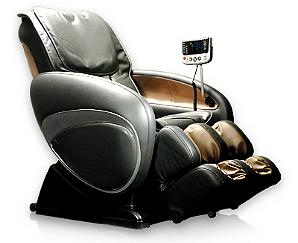 Ogawa SmartAire: «космическое» массажное кресло