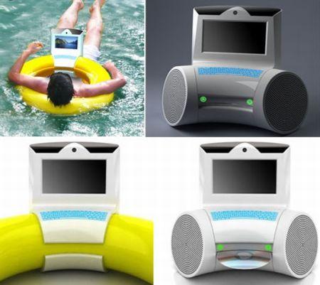 PC of the Swim-Rings - компьютер-амфибия
