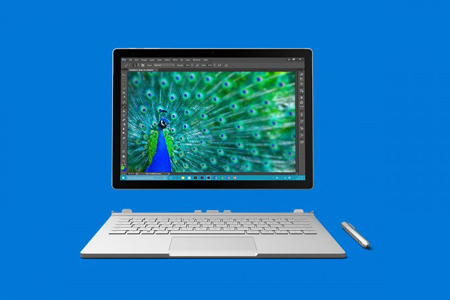 компьютеры 2015 года Microsoft Surface Book
