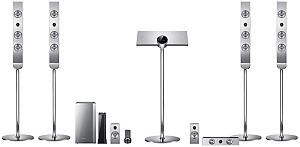 Samsung представил новую аудиосистему для домашнего кинотеатра