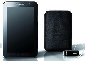 Эксклюзивное издание Samsung Galaxy Tab