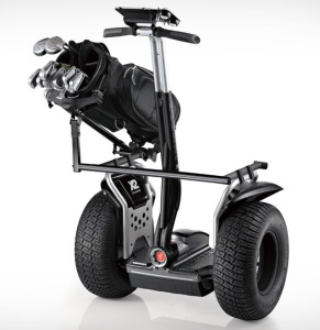 Segway X2 Golf: стильный и мобильный