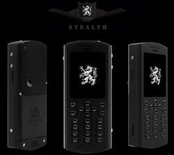 Мобильный телефон Stealth от Mobiado - роскошное сочетание металла и сапфира