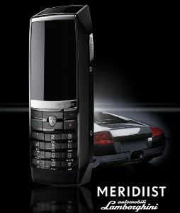 TAG Heuer представил лимитированную коллекцию телефонов Meridiist Automobili Lamborghini