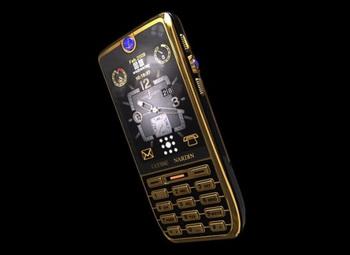 Оригинальный смартфон Ulysse Nardin Chairman