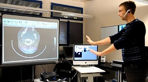 Kinect нашел применение в медицине