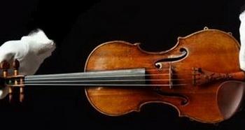 Скрипка Guarneri может стать самым дорогим в мире музыкальным инструментом